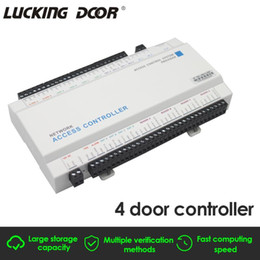 Wholesale 1 Door Network Access Control Panel Board With Software Wiegand Communication Protocol TCP IP Board