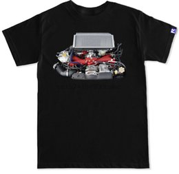 Monti T shirt Swap Jdm Ej207 WRX STI Turbo motore Engine