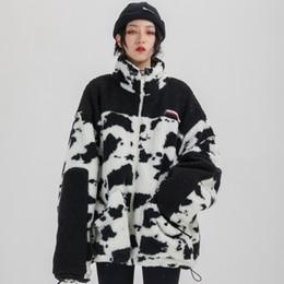 Wholesale padded windbreaker resale online – Hip Hop Pattern Men Thick Parka Streetwear Casual Warm Padded Jackets Coats Windbreaker