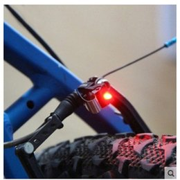 cc bikes Australia - Adjustable Red Warn Stoplight Mountain Bike Bright Around Outdoor Cycling Lights C Type Bicycle Lamps Easy Carry Small 2 1sa cc
