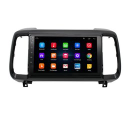 quad audio NZ - 9 Inch 1+16G Quad Core Android9.1 Car Audio Radio with Navigation GPS System for HYUNDAI IX35 2018 Car Video Stereo Media Player SWC