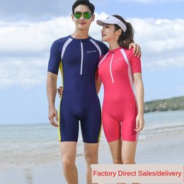 Wholesale teenagers bikinis online – z8ydK New one piece professional training competition students sports conservative boys and girls teenagers swimsuit swimsuit children