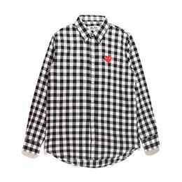 Wholesale hot ladies coats resale online – 2020 hot men plaid shirt women Hoodies hip hop Japan Love print jacket ladies coat Subtitle cherry blossom embroidery