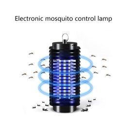 electronic bug repellent Australia - Electronic Mosquito Killer Lamp Trap Bug Fly Catcher Insect Pest Control Repeller Zapper Mosquito Repellent