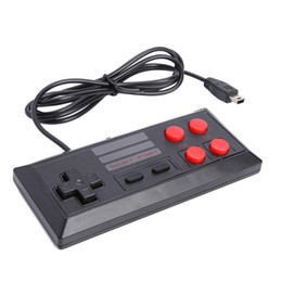 ALLOYSEED Mini USB Wired Game Controller Gamepad Handle Joypad Universal For Retro Handheld Game Console Video Game Player on Sale