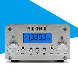 PC Control bluetooth function NIO-T15B 15 Watt Stereo PLL FM Stereo Transmitter 87.5-108 MHz With SWR function community use CZE-15B TR502
