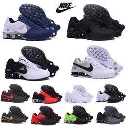 cheaper running shoes UK - Wholesale Cheaper Running Shoes Mens OZ NZ Mens Athletic Sneakers Sports Running Shoes Size 40-45