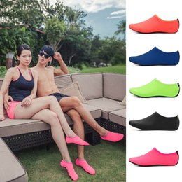 peach socks NZ - Hot Diving Socks Anti-slip Quick-drying for Yoga Swimming Surfing Outdoor Fitness MVI-ing
