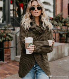 Wholesale women shawl collar cardigan sweater for sale - Group buy Autumn Winter Women knitwear Sweater Shawls Big Wraps Bat Sleeve Cardigan choker Shawl Collar Sweater Poncho Cape Coat