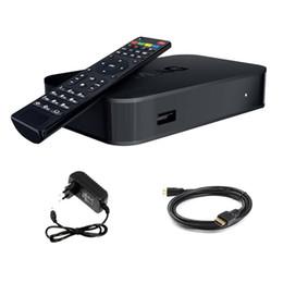 2020 Novo Mag322 Linux 3.3 OS Set Top Box Mag 322 com Wi-Fi embutido WLAN HEVC H.265 Caixa de TV Smart TV Media Player DHL Frete Grátis em Promoção