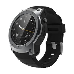 smart watch phone 4g NZ - Smart Watch 2018 GPS Positioning Multiple Sports Watch GPS Smart Watch 4G Card Mobile Phone Heart Rate Monitor for Men Gift