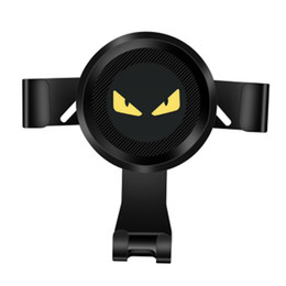 venda por atacado Universal Anti-skid Car Holder Telefone Ar soquete Monte Clipe braçadeira ajustável Celular stand Tools Suporte GPS Car Styling