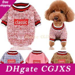 Wholesale clothes more for sale – custom Dog Costume Pet Cats Dog Clothes More Than colors Warm Lamb Velvet Fabric Fleece Vest Dog Apparel For Autumn Winter