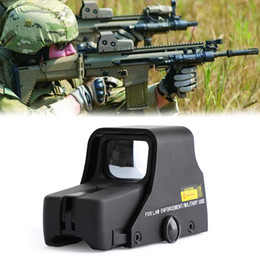 Areyourshop Tactical Holographic Sight Weapon Scope Red & Green Dot 551