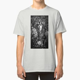 O Invasor Dragon Age camiseta Solas Dragon Age jogo de RPG Dragon Age Inquisição Bioware Graphic Art Ink Art