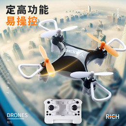 Children wireless remote control plane entertainment portable four axis aircraft mini drone toy gift high quality on Sale