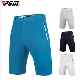 Vente en gros PGM Été 2020 Nouveau Golf Shorts Shorts Sports Hommes stretch Short Side confortable Ventilation Trou