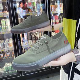 Wholesale Comfortable Soft bottom Spring White Shoes Men Men's Casual Shoes Fashion Sneakers Street Cool Man Footwear zapatos de hombre