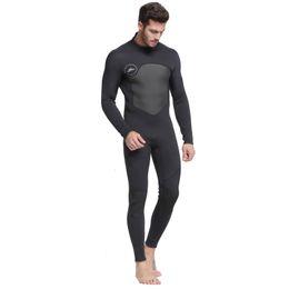 venda por atacado Wetsuits de corpo inteiro feminino, Neoprene Premium 3mm Homens Zip Diving Terno para mergulho subaquático Mergulho Surfing Snorkeling Natação