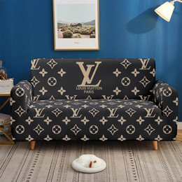 3D designer Sectional Elastic Stretch Sofa Cover for Living Room Couch Cover L shape Armchair Cover Single Two Three.A4