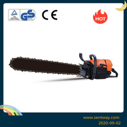 """660 motosserra de gasolina com 28 """"polegada de polegada nariz barra intercâmbio feita em China Boa Quali em Promoção"""
