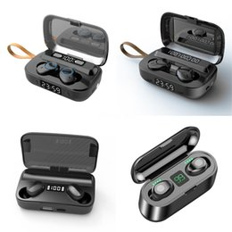 pop sport UK - I16 Max Tws Wireless Bluetooth Earphones Earbuds Pop Up Window Headset Touch Music Sport Earpiece For IPhone X XR Samsung Oneplus Sony#490