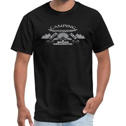 scout shorts UK - Personality Awesome Camp Director, Camping, Scouts samurai t shirt homme social distancing tshirt 3xl 4xl 5xl 6xl hiphop top