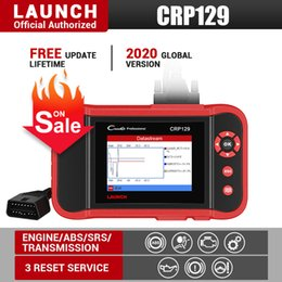 auto brake tools Australia - Launch X431 Creader CRP129 OBD2 Car Scanner OBDII Diagnostic Tool Auto Code Reader Engine ABS SRS Brake Oil Reset Diagnostics