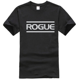 Wholesale rogue t shirt for sale – custom Vintage T Shirt Rogue Fitness International