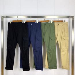 Famosi pantaloni casuali dei pantaloni del Mens di modo di alta qualità del Mens alla moda hip hop Solid pantaloni di colore 4 colori Dimensione 30-36 in Offerta