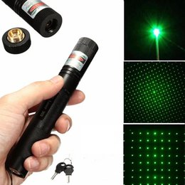 metal laser pointer pen Australia - Green Red Light Laser Pens Beam Laser Pointer Pen For Teaching Professional High Power Laser 532nm Metal Beam Light Lights DBC BH3147