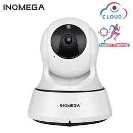 network camera monitoring UK - Cgjxsinqmega 720p Cloud Ip Camera Wifi Cam Auto Tracking 2mp Home Security Surveillance Cctv Network Camera Night Vision Baby Monitor T19070