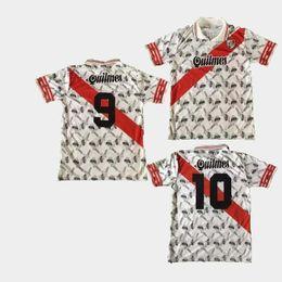Wholesale football shirt river online – design Retro Camiseta Retro River Home soccer Jersey football shirts Salas Francescoli Gallardo Tricampeon