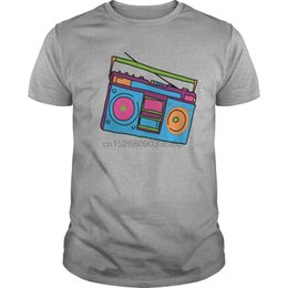 coolest mugs Canada - Men Short sleeve tshirt Retro Hipster Cassette Recorder - Travel Mug(1) cool Women t-shirt