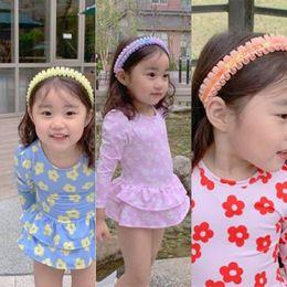 Wholesale south korean accessories for sale - Group buy headband children s accessories wide pressure band Princess simple Korean South Gate edge hair all match hair accessories for AuRFA