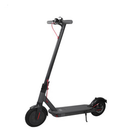Wholesale MK-083 Electric Scooter 8.5inch Tire 7.8AH Battery 250w 36v Bluetooth APP Smart Scooter Foldable Skateboard E-Bike Europe Special Offer