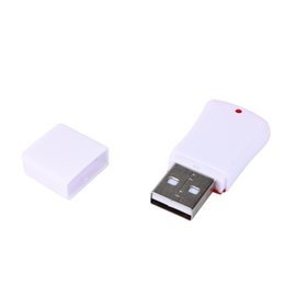 sd memory card wholesale NZ - High Speed Mini USB 2.0 Micro SD TF T-Flash Memory Card Reader Adapter Smart Memory Card Adapter for laptop accessories
