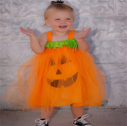 robe de cosplay sorcière achat en gros de-news_sitemap_homeHalloween Princesse Costume citrouille Sorcière Cosplay Robes enfants Vêtements Bébés filles Halloween Party Dress Jupe Sorceress Vêtements E9201