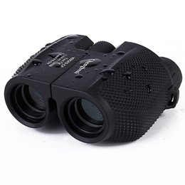 telescope professional NZ - 10x25 Hd All-optical Green Film Waterproof Binoculars Telescope Bak4 Prism Professional Hunting Optical Outdoor Sports Eyepiece T190627