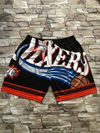 short baseball pants UK - Philadelphia