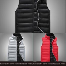 Wholesale cotton work vests for sale - Group buy 2020 winter men s new Work clothes vest cotton vest men s thickened cotton waistcoat work clothes