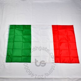 italy flags Australia - Italy   Italia national flag Free shipping 3x5 FT 90*150cm Hanging National flag Italy Italia Home Decoration flag banner