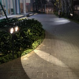 Wholesale Solar Sensor Wall Light solar radar sensor wall lamps 360 degree induction wall lighting 14LED solar street lamp CRESTECH