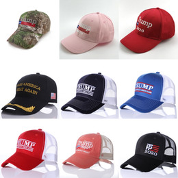 usa trains 2020 - Donald Trump Train Baseball Cap Outdoor Embroidery All Aboard The Trump Train Hat Sports Cap Stars Striped USA Flag Cap#