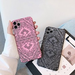 Discount iphone heart phone cases Fashion Phone Case for IPhone 11ProMax 11Pro 11  XSMAX XR XS 7P 8P 7 8 High Quality Grace Heart Print IPhone Case 2-Styl