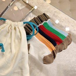 Wholesale sock wool resale online - 2020 new Children Winter Wool Socks Jacquard Weave Pattern Socks for Boys Girls baby Kids Socks