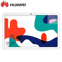 HUAWEI MatePad Hisilicon Kirin 810 6GB RAM 128GB ROM 10.4 Inch Android 10.0 Tablet PC on Sale
