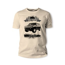 muscle cars NZ - T-Shirt,American Classic Muscle Car H600 H8 H3 Suv Youngtimer Oldtimer Herren hot Summer Clothing Cotton Men T-Shirt High