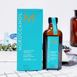 EPACK Dropshipping Австралийская Марокко Уход за волосами Эфирное масло 100 мл Немапурная масла Сухое и свежее поврежденное точечное шампунитор на Распродаже