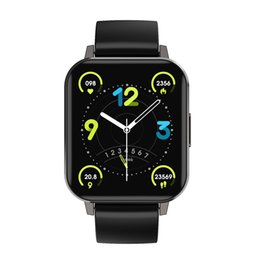 ltps lcd UK - SS green fashion cross border DT x smart watch 1.78 inch full touch LTPS LCD monitoring heart rate, blood pressure and ECG